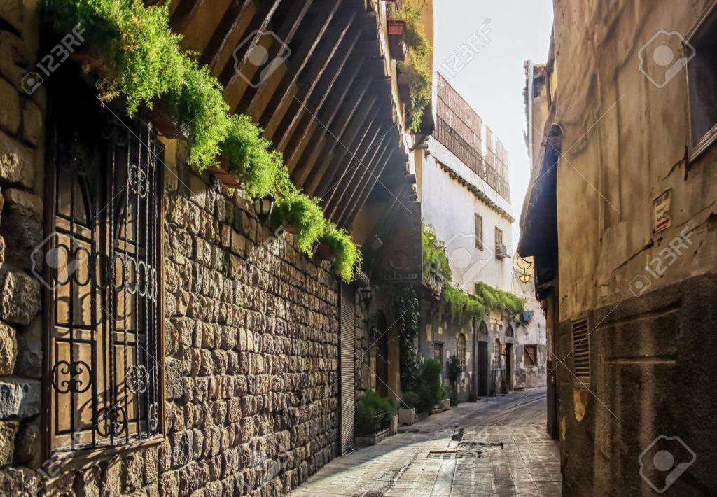 Древний город Дамаск, Сирия