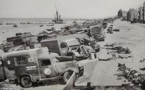 В 1940 году в Британии была единственной страной, механизировавшей свою армия на 100%