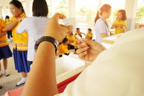 Финансирование и продолжение осуществления программ вакцинации