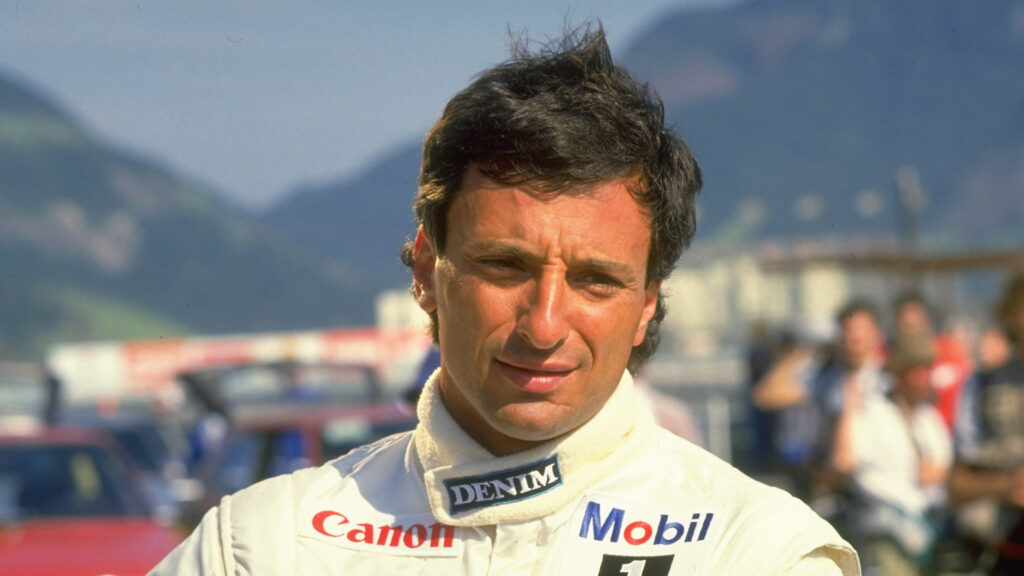 Риккардо Патрезе (Италия) - 256 гонок
