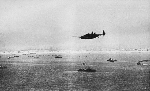 Битва за Британию началась при Дюнкерке