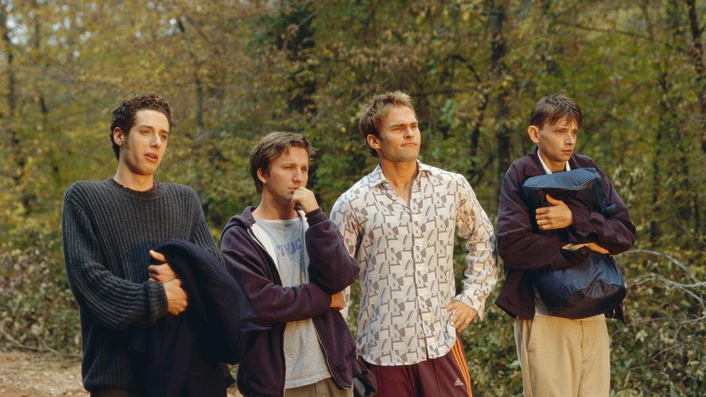 Дорожное приключение (2000)