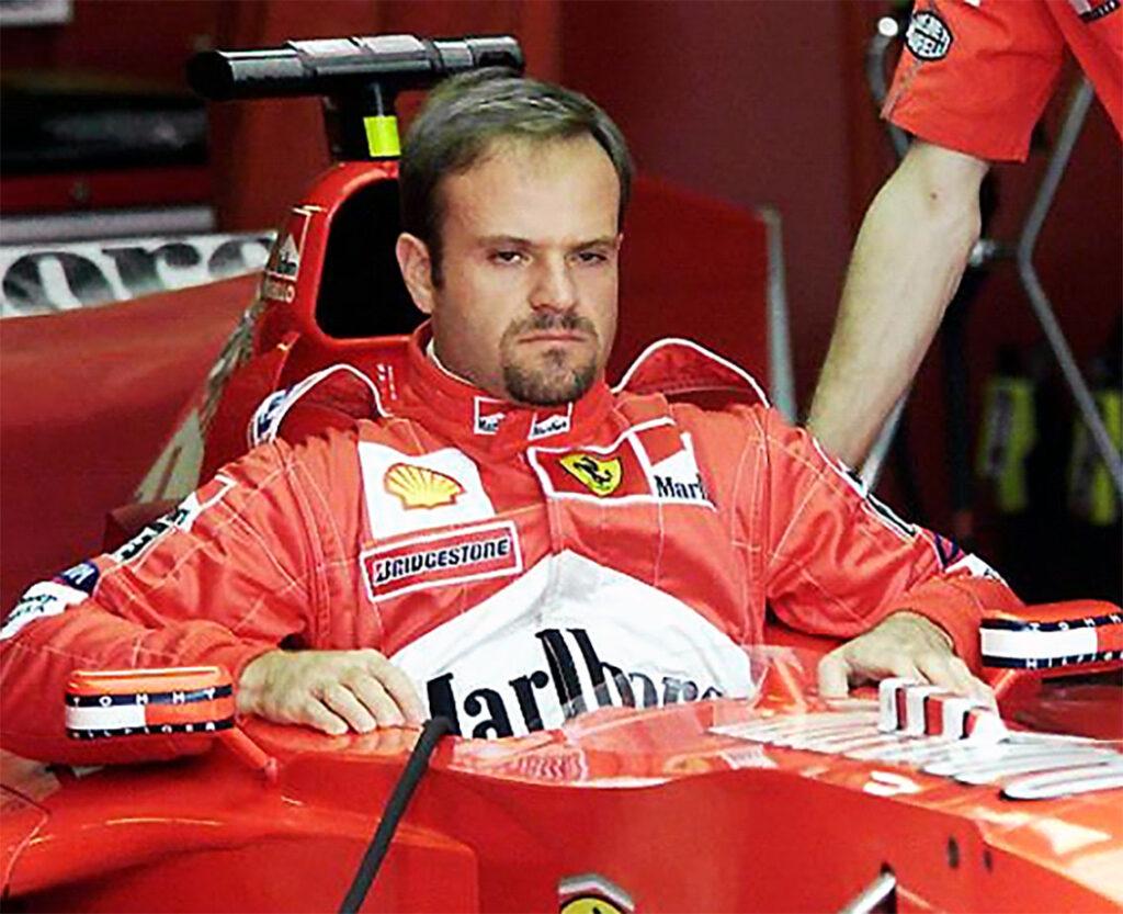 Рубенс Баррикелло - 322 гонки