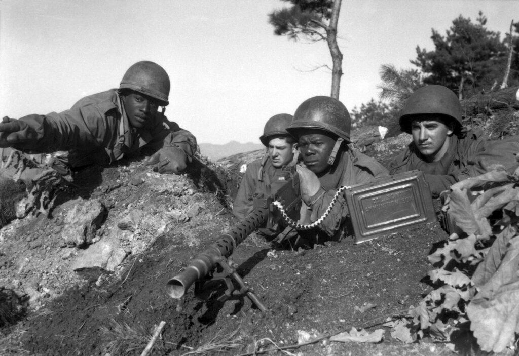 Корейская война (Забытая война)