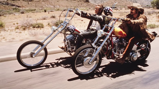 Беспечный ездок (1969)