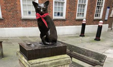 10 лучших статуй и памятников в Великобритании