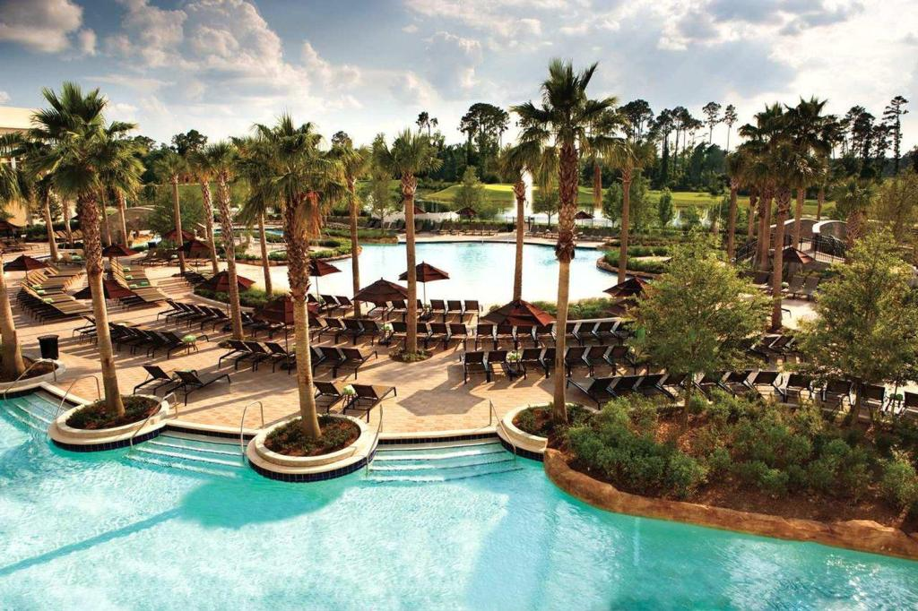 Hilton Orlando Bonnet Creek