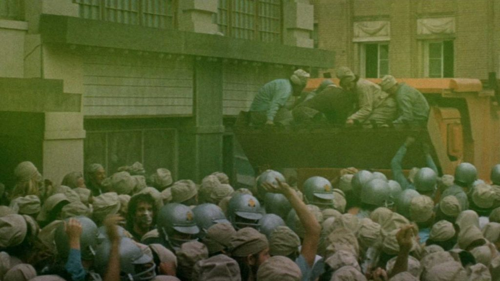 Зелёный сойлент (1973) - США