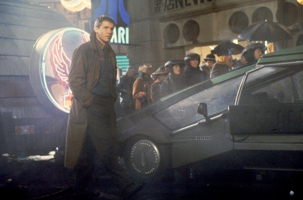 Бегущий по лезвию (1982) - США