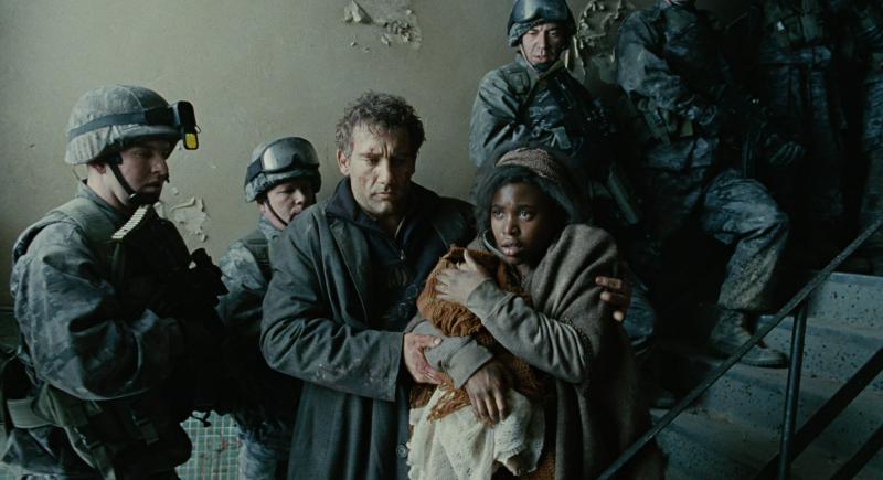 Дитя человеческое (2006) - Великобритания, США