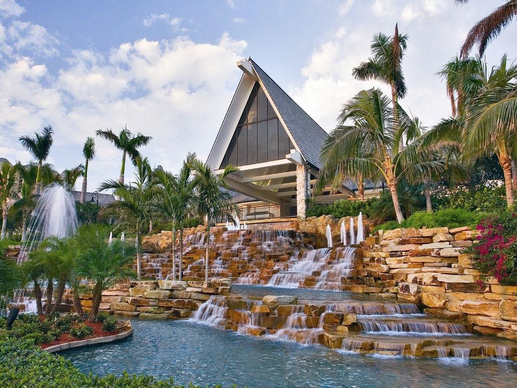 Отель JW Marriott Marco Island Beach Resort