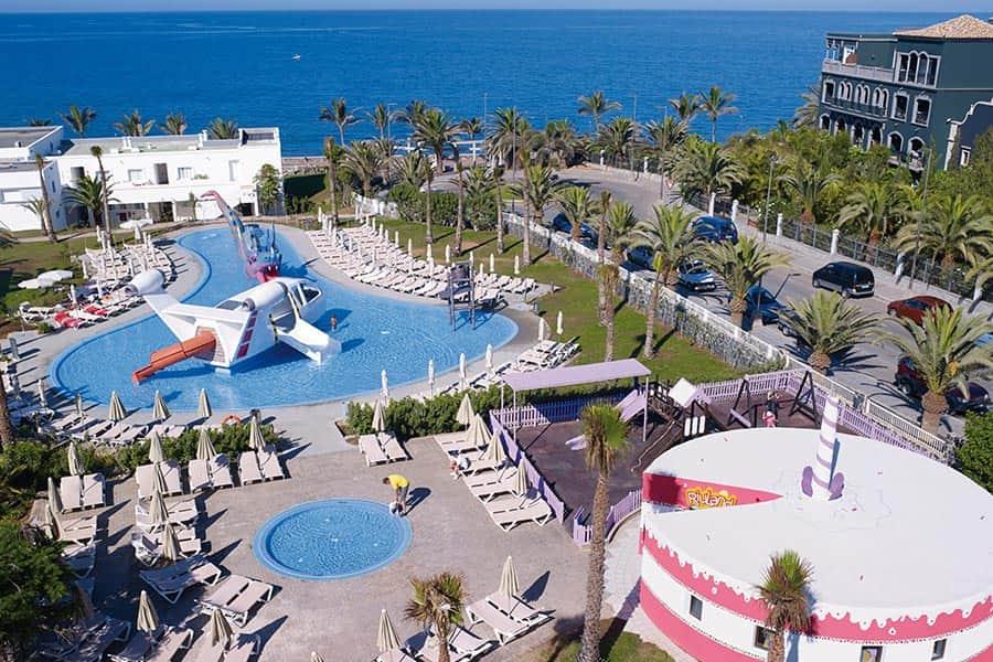 Hotel Riu Gran Canaria, Маспаломас