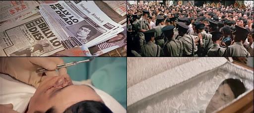 """ВИДЕО С ПОХОРОН БРЮСА ЛИ БЫЛИ ИСПОЛЬЗОВАНЫ В """"ИГРЕ СМЕРТИ"""" 1978 ГОДА"""