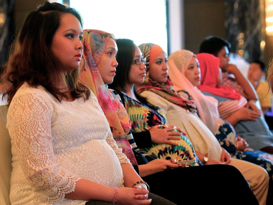 Беременные женщины в Малайзии достаточно суеверны