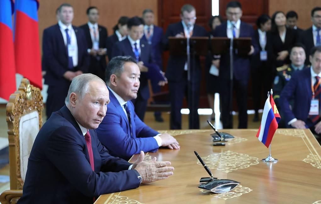 Приглашение президента Монголии в Россию не было неожиданным