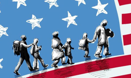 Почему иммигранты едут в США?