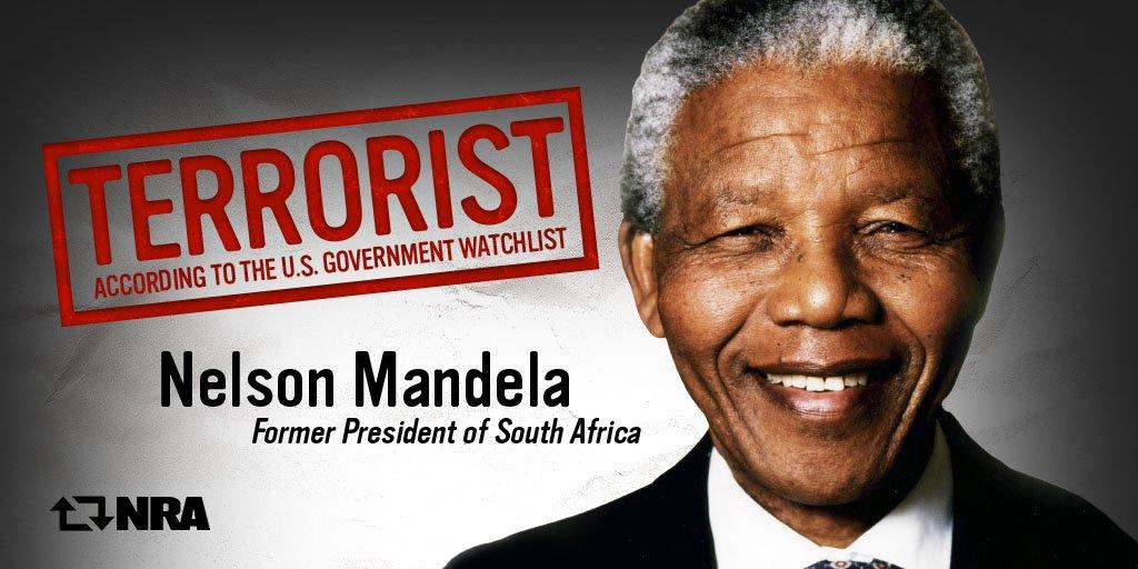 Он был в списке террористов