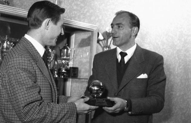 Альфредо ди Стефано (1957, 1959)