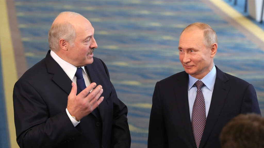 Россия не обязательно поддержит Лукашенко