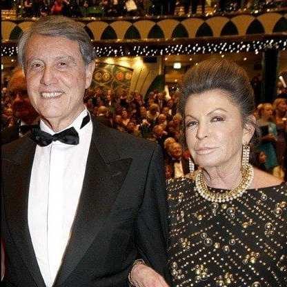 Швейцария: Джанлуиджи и Рафаэла Апонте