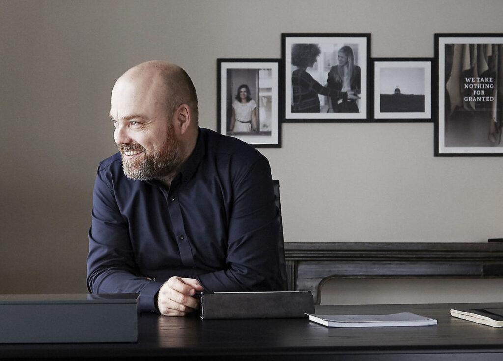 Дания: Андерс Холх Повлсен