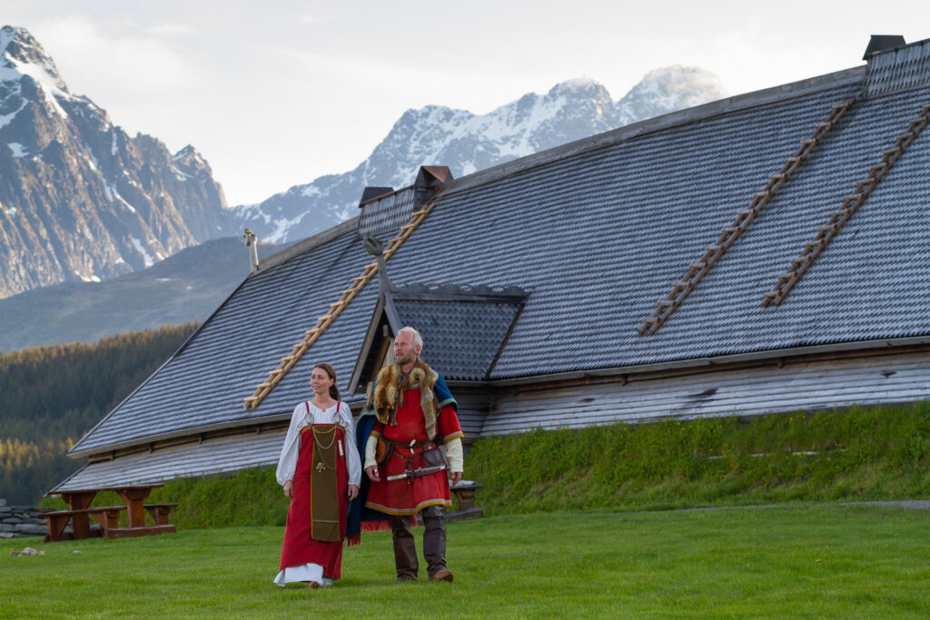 Музей викингов Лофотен, Лофотенские острова