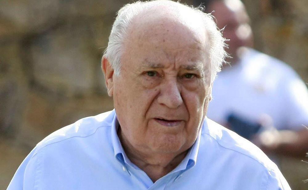 Испания: Амансио Ортега