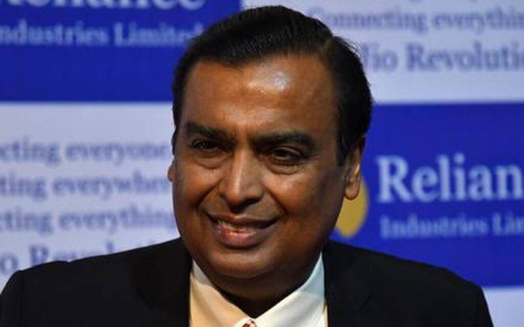 Индия: Мукеш Амбани