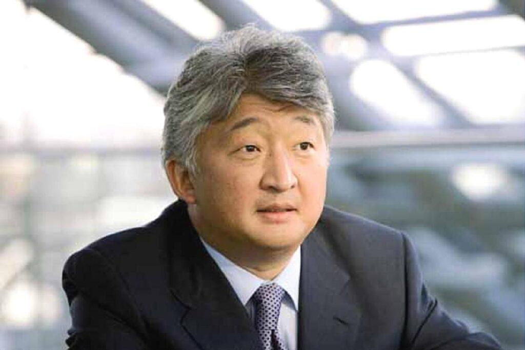 Казахстан: Владимир Ким