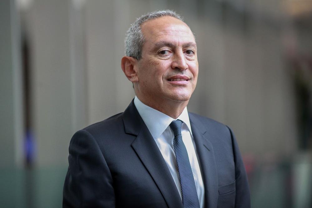 Египет: Нассеф Савирис