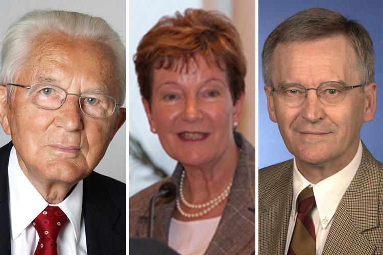 Германия: Беате Хейстер и Карл Альбрехт-младший