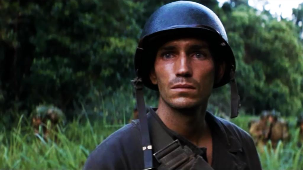 Тонкая красная линия (США, 1998)