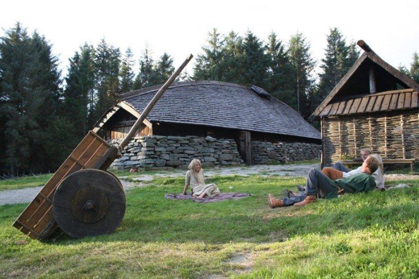 Исторический центр Нордвеген, Авальдснес