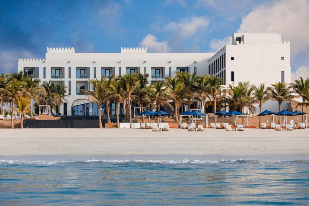 Al Baleed Resort Salalah от Anantara