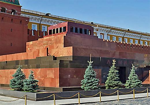 Мавзолей Ленина, Москва, Россия