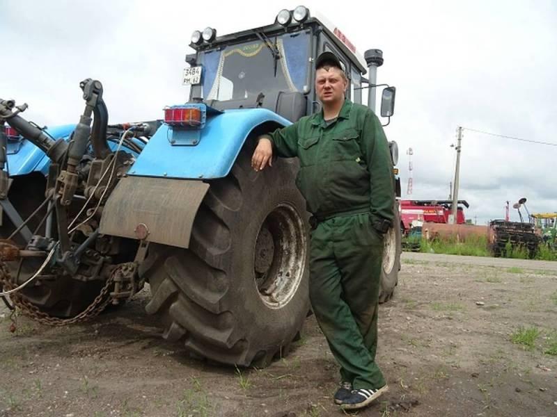 Сельскохозяйственные рабочие