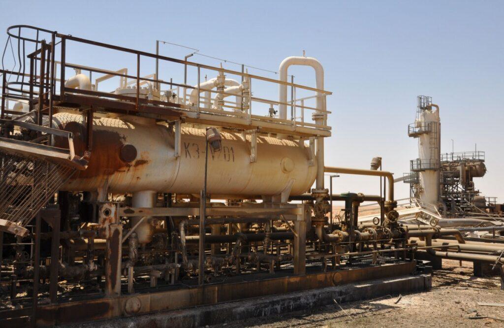 Газовый сектор Сирии в меньшей степени пострадал в ходе недавних конфликтов