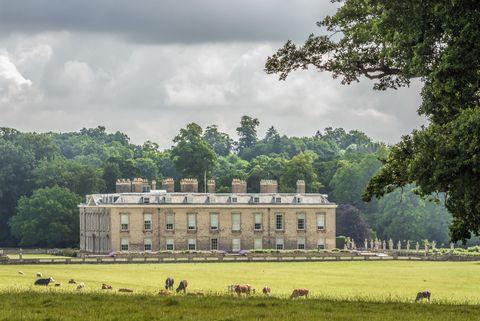 Принцесса Диана, поместье Элторп, Нортгемптоншир, Англия