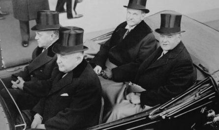 ТОП-25 фотографий президентов США за прошедшие 100 лет
