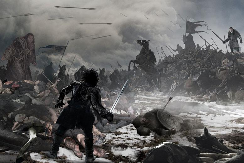 """7 культовых сцен """"Игры престолов"""", снятых в Северной Ирландии"""