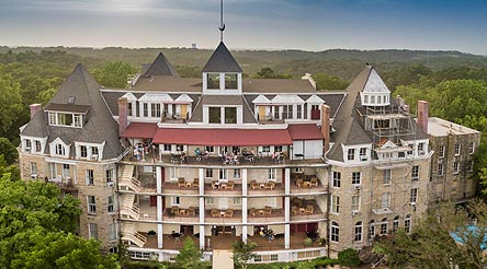 Crescent Hotel, Арканзас