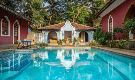 13 лучших отелей и курортов в Гоа