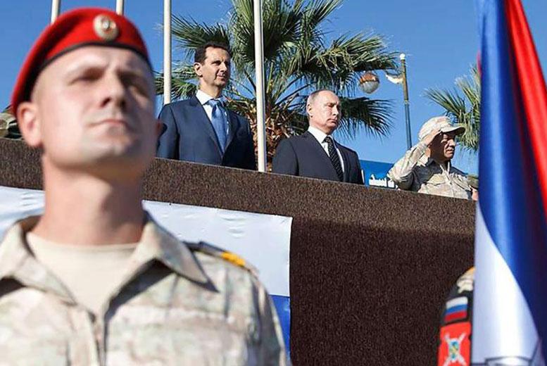 Что Россия получила от пятилетней войны в Сирии?