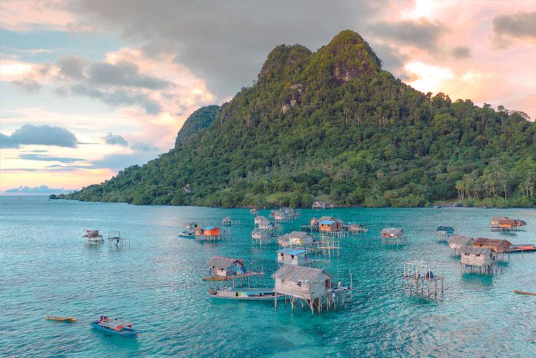 Где обязательно нужно побывать в Индонезии?