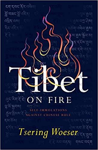 """Тибет в огне"", Церинг Возер"