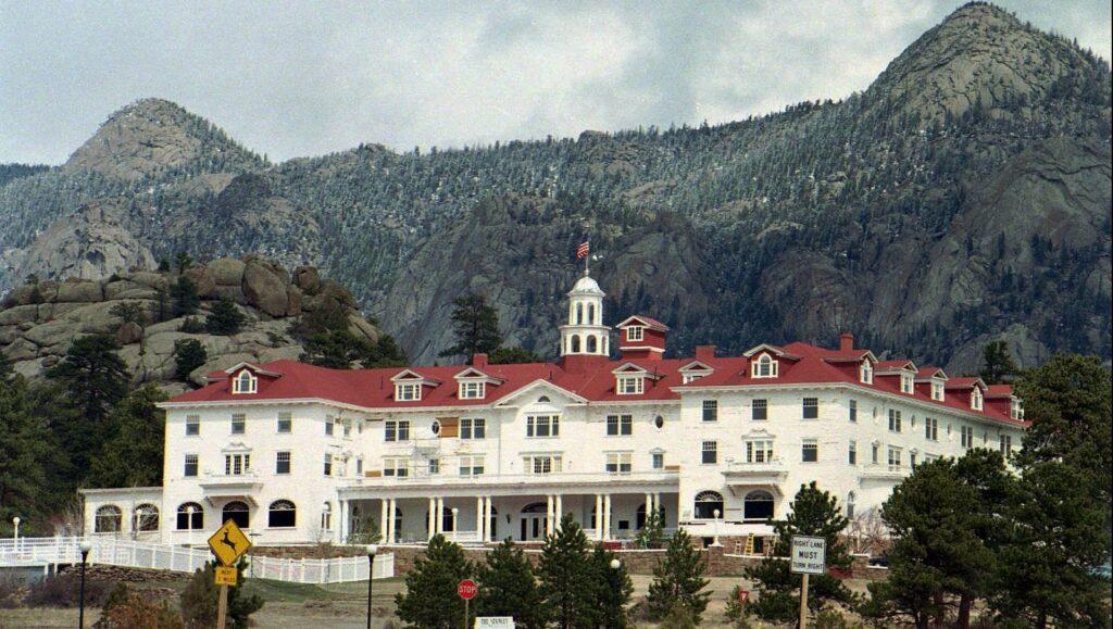 Stanley Hotel, Колорадо