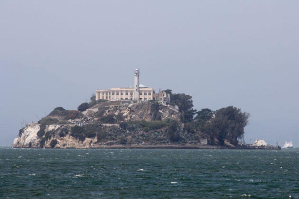 Остров Алькатрас, Сан-Франциско