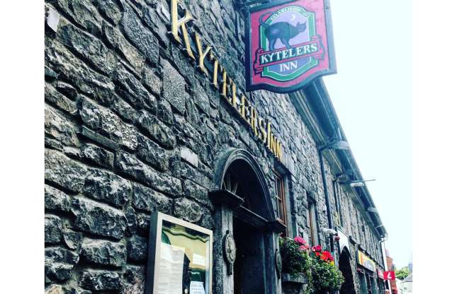 Kyteler's Inn, Килкенни, Ирландия