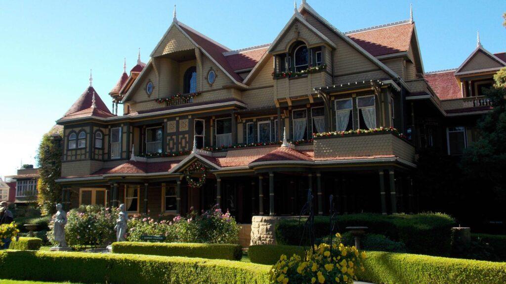 Таинственный дом Винчестеров, Сан-Хосе, Калифорния, США
