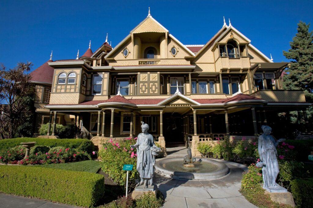 Таинственный дом Винчестеров, Сан-Хосе